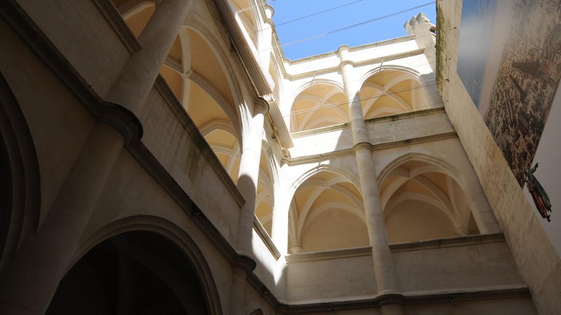 Beaucaire - La maison gothique