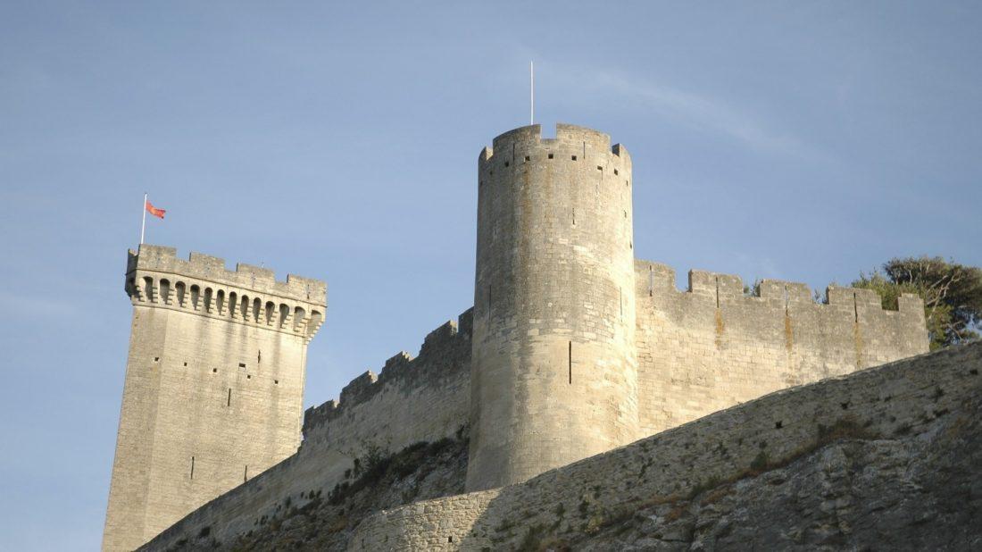 Beaucaire - La forteresse royale