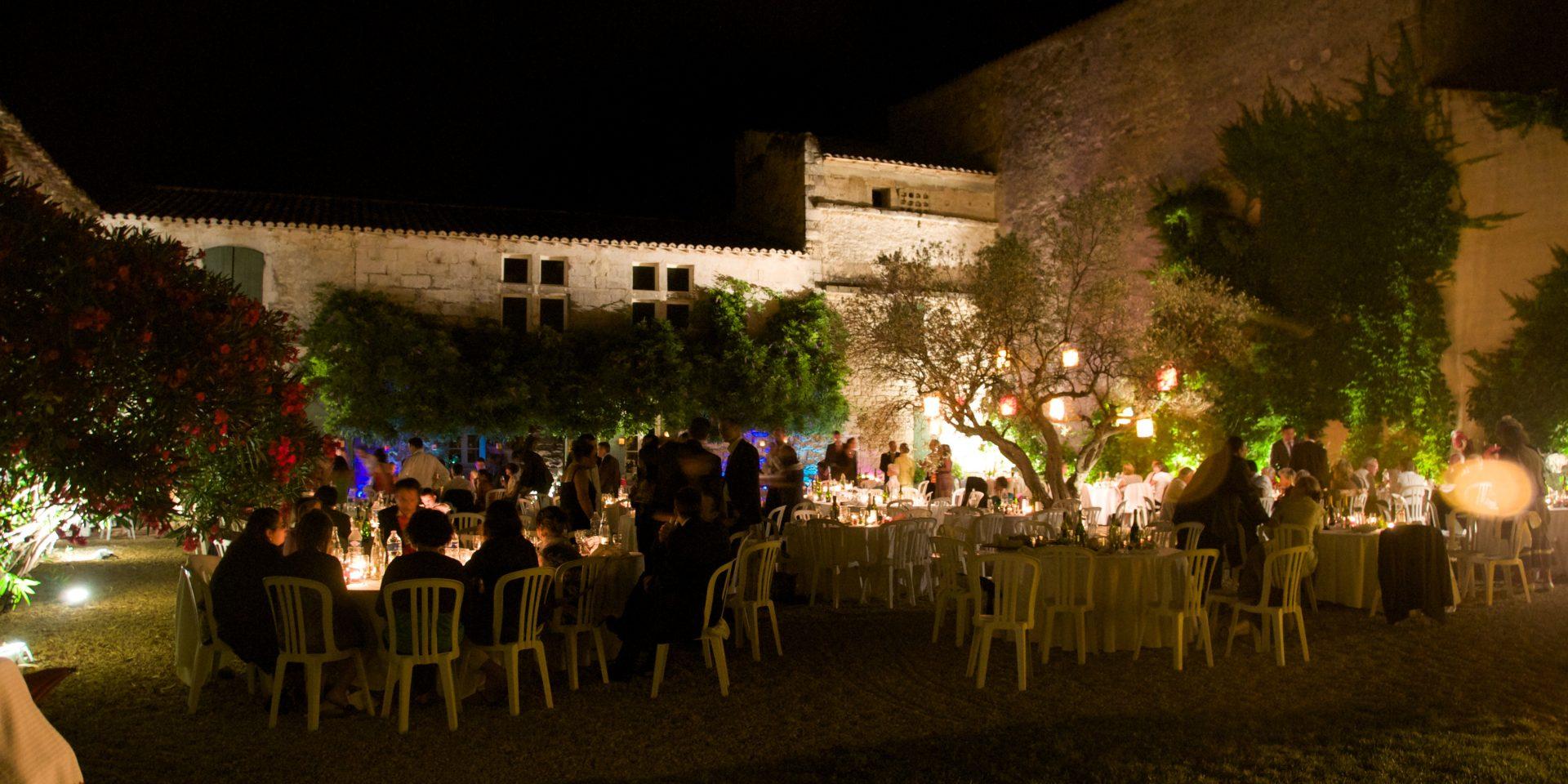 Location de salles et jardins pour mariages et réceptions